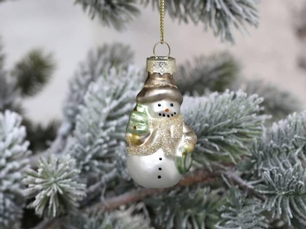 Bilde av Snømann til oppheng